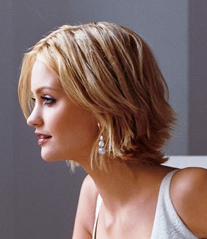 Medium Short Hairstyles 2011
