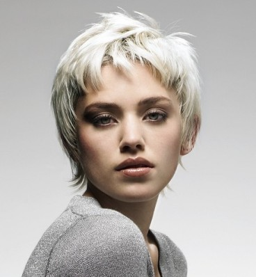 Very Short Hairstyles 2011