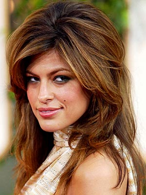 Eva Mendes hairstyles | Hairstyles Pictures