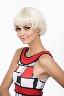 Mod Bob Hairstyle - Modern Bob Hair Style Pictures