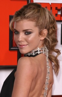 Prom Hairstyle Ideas - AnnaLynne McCord Hairstyle