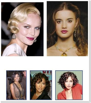 Magnificent Celebrities Pin Curl Hairstyle Pictures Hairstyles Pictures Hairstyle Inspiration Daily Dogsangcom